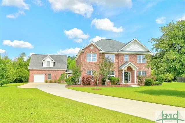 201 English Oak Drive, Rincon, GA 31326 (MLS #226122) :: Coastal Savannah Homes