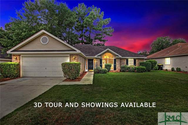 49 Dianne Mackenzie Way, Savannah, GA 31419 (MLS #226390) :: Bocook Realty