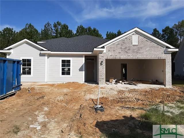 49 Misty Marsh Drive, Savannah, GA 31419 (MLS #227316) :: The Arlow Real Estate Group