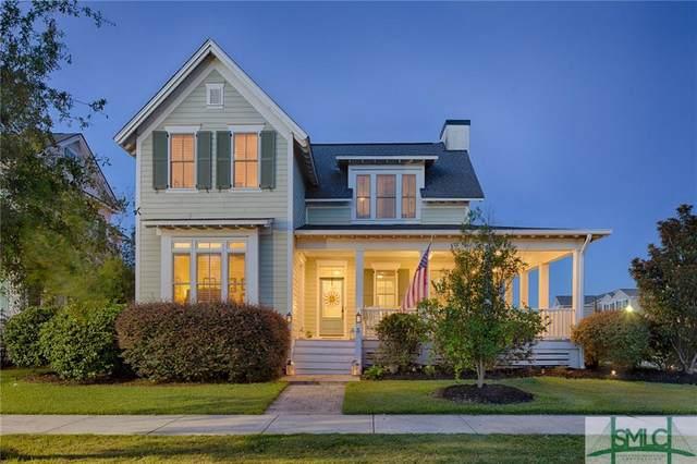 5 Parkside Boulevard, Port Wentworth, GA 31407 (MLS #229314) :: Bocook Realty