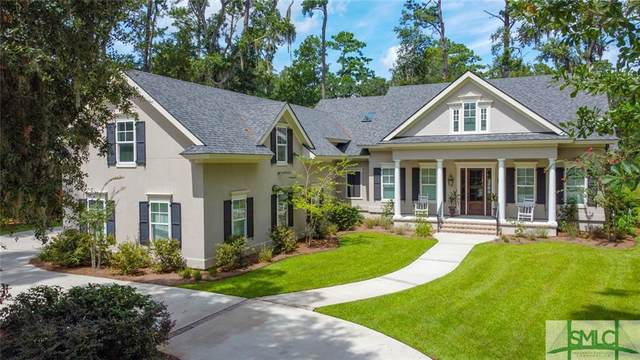 73 Waterway Drive, Savannah, GA 31411 (MLS #229436) :: Coastal Homes of Georgia, LLC