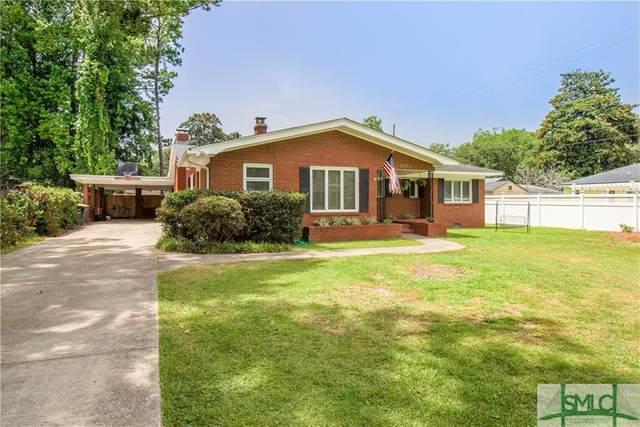 5503 Camelot Drive, Savannah, GA 31405 (MLS #229513) :: Barker Team   RE/MAX Savannah