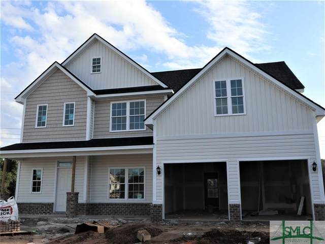 276 Sawmill Road, Hinesville, GA 31313 (MLS #230760) :: Level Ten Real Estate Group
