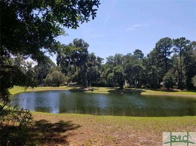 45 Sparnel Road, Savannah, GA 31411 (MLS #231560) :: Liza DiMarco