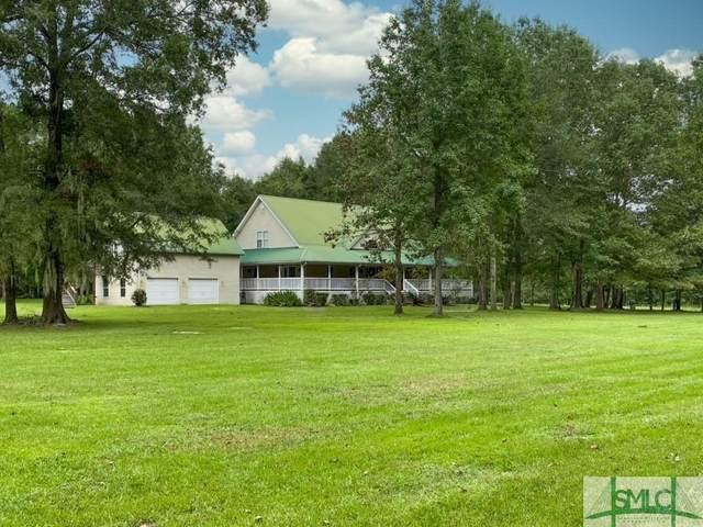 302 Rice Hope Plantation Road, Port Wentworth, GA 31407 (MLS #231664) :: Bocook Realty