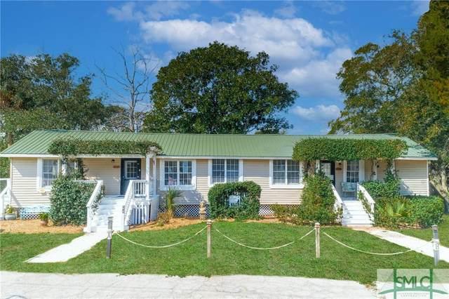 46 Van Horne Avenue A & B, Tybee Island, GA 31328 (MLS #232009) :: Keller Williams Coastal Area Partners