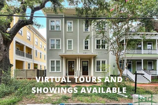 212 W Gwinnett Street, Savannah, GA 31401 (MLS #233340) :: Keller Williams Coastal Area Partners