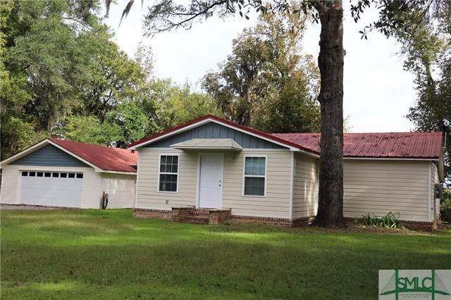 344 Tuckasee King Road, Clyo, GA 31303 (MLS #233379) :: Keller Williams Coastal Area Partners