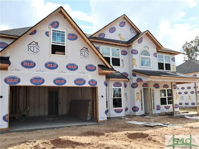185 Fairview Drive NE, Ludowici, GA 31316 (MLS #233705) :: McIntosh Realty Team