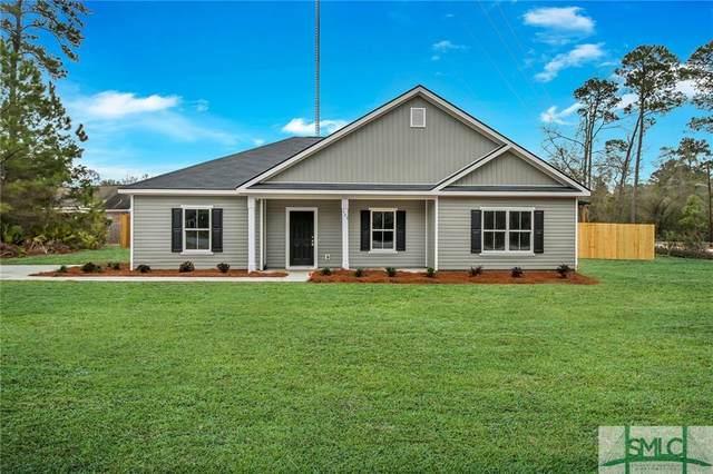 522 Ash Branch Road, Pembroke, GA 31321 (MLS #236144) :: Barker Team | RE/MAX Savannah