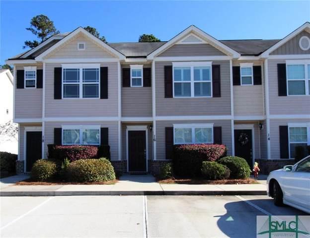 16 Winter Lake Circle, Savannah, GA 31407 (MLS #237779) :: Keller Williams Coastal Area Partners
