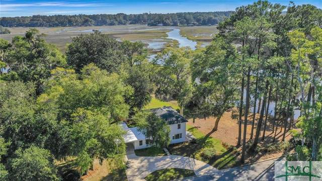 501 Rivers End Drive, Savannah, GA 31406 (MLS #237983) :: Keller Williams Realty-CAP