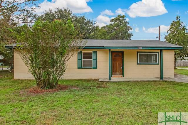 326 Dennis Street, Savannah, GA 31406 (MLS #238263) :: The Arlow Real Estate Group