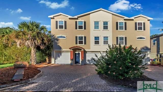 203 5th Avenue A, Tybee Island, GA 31328 (MLS #238455) :: Team Kristin Brown | Keller Williams Coastal Area Partners