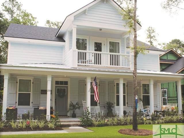 80 Washington Way, Richmond Hill, GA 31324 (MLS #238832) :: Team Kristin Brown | Keller Williams Coastal Area Partners