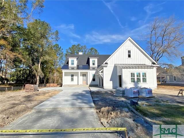 4 Hickory Court, Pooler, GA 31322 (MLS #239059) :: Coastal Savannah Homes