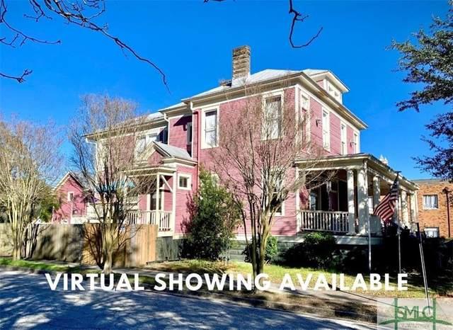 1002 E Henry Street, Savannah, GA 31401 (MLS #242266) :: RE/MAX All American Realty
