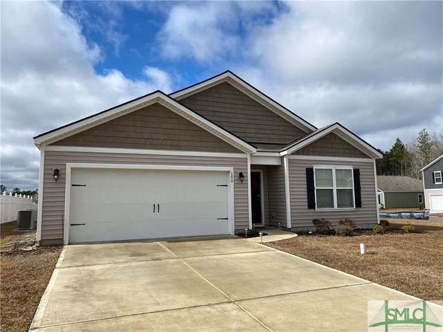 100 Butternut Boulevard, Guyton, GA 31312 (MLS #242521) :: The Arlow Real Estate Group