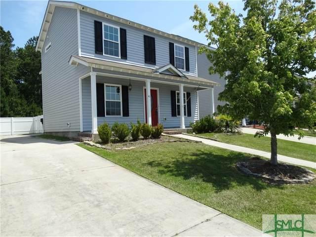 46 Ristona Drive, Savannah, GA 31419 (MLS #244957) :: Keller Williams Coastal Area Partners