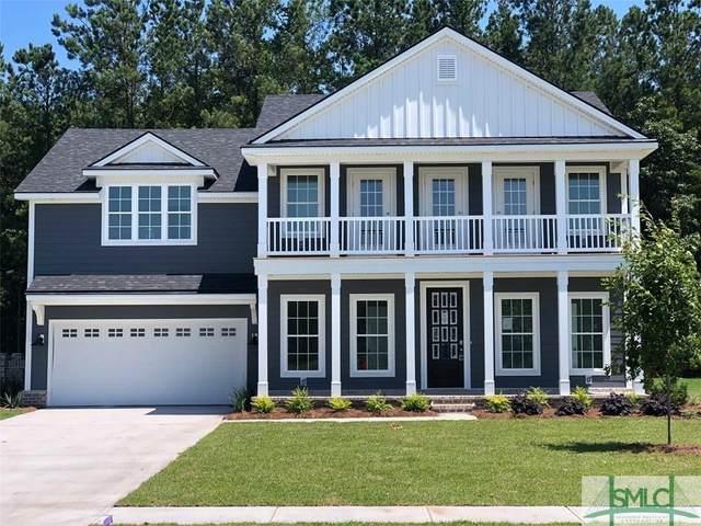 69 Simcoe Lake Drive, Richmond Hill, GA 31324 (MLS #244970) :: Luxe Real Estate Services
