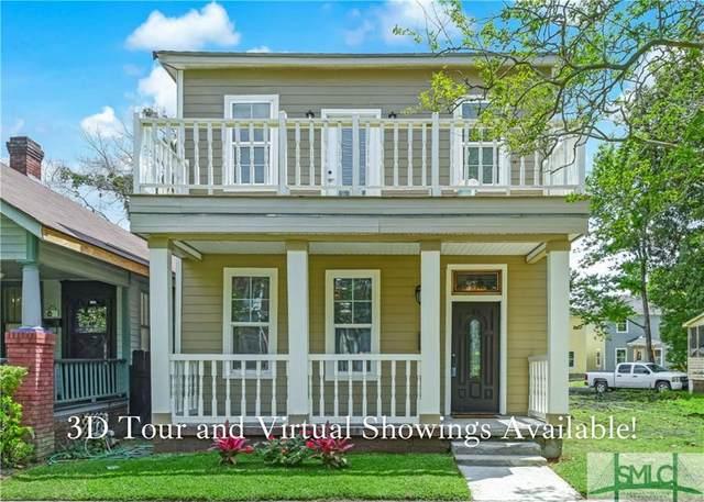 513 E 33rd Street, Savannah, GA 31401 (MLS #246655) :: The Arlow Real Estate Group