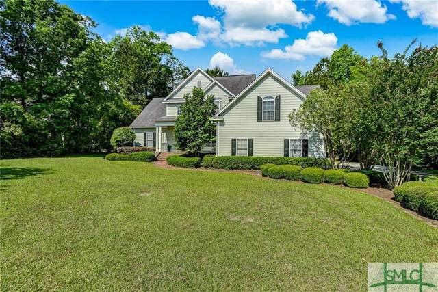 517 Southbridge Boulevard, Savannah, GA 31405 (MLS #247819) :: Coldwell Banker Access Realty