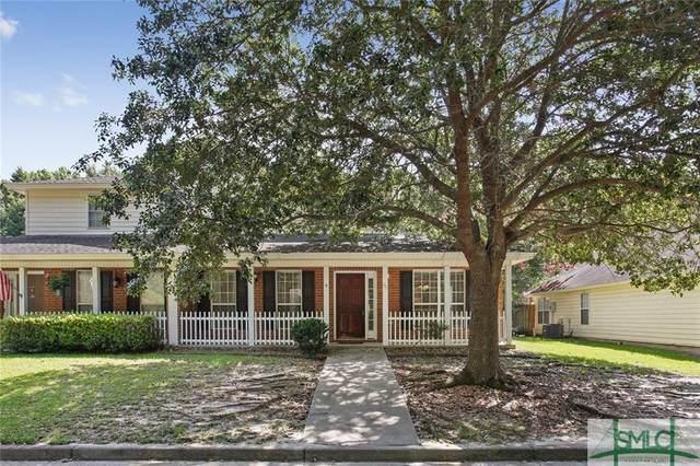 116 Trellis Way, Savannah, GA 31419 (MLS #250266) :: Coldwell Banker Access Realty