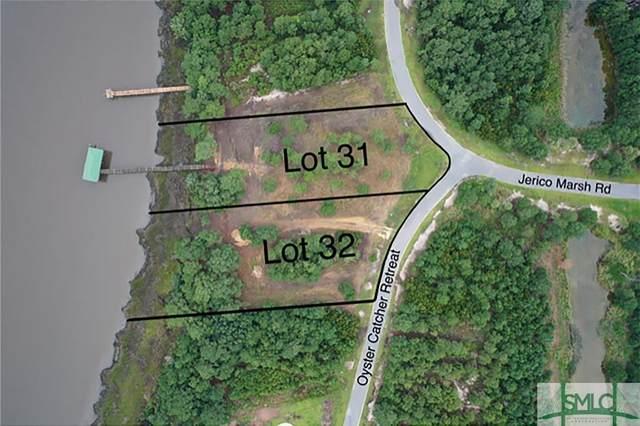 0 (lot 32) Oystercatcher Retreat Drive, Midway, GA 31320 (MLS #253922) :: Heather Murphy Real Estate Group