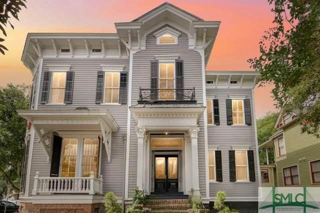 121 E Gwinnett Street, Savannah, GA 31401 (MLS #254080) :: The Allen Real Estate Group