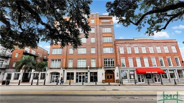 165 W Bay Street #303, Savannah, GA 31401 (MLS #254954) :: The Sheila Doney Team