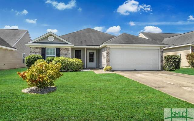 18 Braxton Manor Drive, Port Wentworth, GA 31407 (MLS #255584) :: Coldwell Banker Access Realty