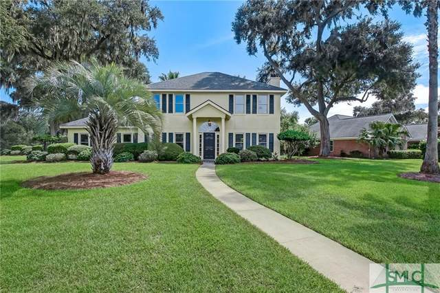 111 Druid Circle, Savannah, GA 31410 (MLS #257616) :: Heather Murphy Real Estate Group