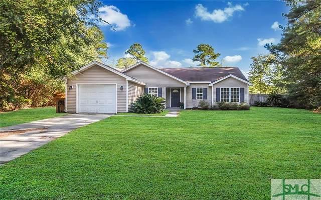435 Shadowbrook Circle, Springfield, GA 31329 (MLS #259911) :: The Allen Real Estate Group