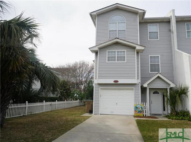 11 Sea Breeze Lane, Tybee Island, GA 31328 (MLS #152645) :: The Sheila Doney Team