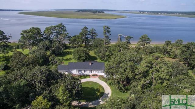 5600 Turners Rock Road, Savannah, GA 31410 (MLS #154780) :: The Sheila Doney Team