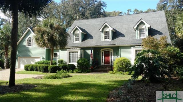 179 Yam Gandy Road, Savannah, GA 31411 (MLS #162811) :: Coastal Savannah Homes