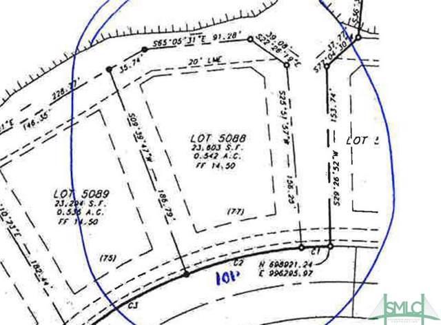 77 Waterway Drive, Savannah, GA 31411 (MLS #170549) :: The Arlow Real Estate Group