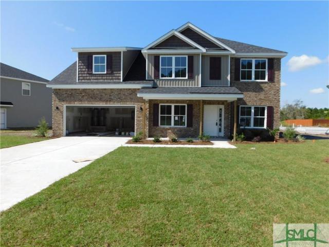 127 Aquaduct Drive, Rincon, GA 31326 (MLS #170769) :: Coastal Savannah Homes