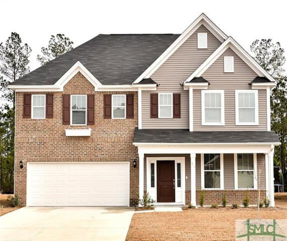 51 Redwall Circle, Savannah, GA 31407 (MLS #171185) :: Coastal Savannah Homes