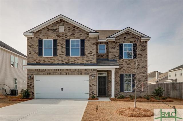 229 Willow Point Circle, Savannah, GA 31407 (MLS #175486) :: Coastal Savannah Homes