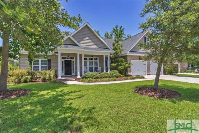 120 Mosswood Drive, Savannah, GA 31405 (MLS #177272) :: Teresa Cowart Team