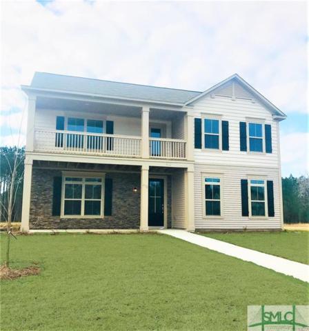 412 Lakeside Boulevard, Port Wentworth, GA 31407 (MLS #178219) :: The Arlow Real Estate Group