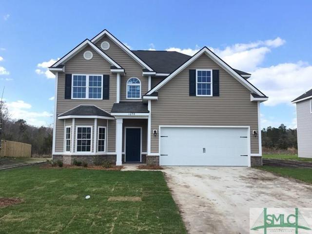 1098 Marne Boulevard, Hinesville, GA 31313 (MLS #181712) :: Karyn Thomas
