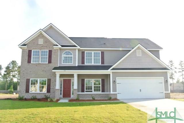 98 Red Rock Court NE, Ludowici, GA 31316 (MLS #184564) :: McIntosh Realty Team
