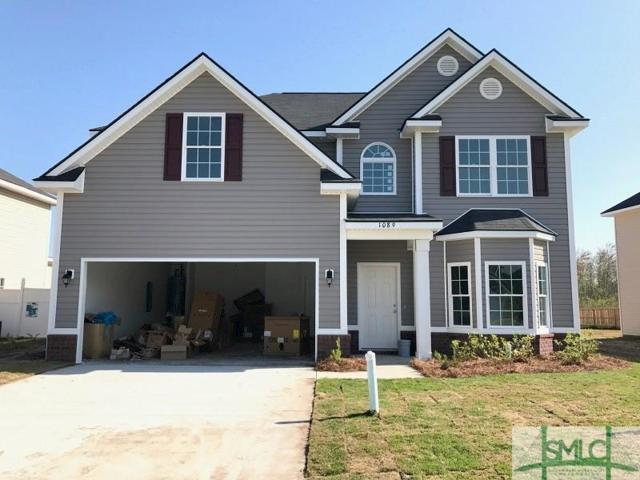 1089 Marne Boulevard, Hinesville, GA 31313 (MLS #185101) :: The Robin Boaen Group