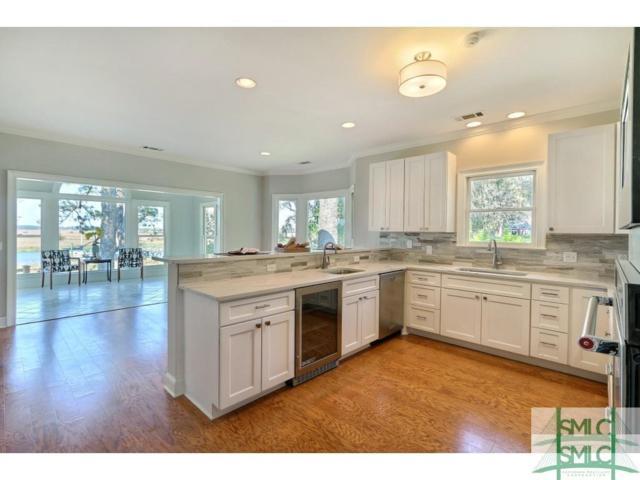 138 Grays Creek Drive, Savannah, GA 31410 (MLS #185874) :: Coastal Savannah Homes