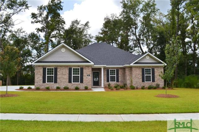 162 Sweetwater Circle, Rincon, GA 31326 (MLS #186166) :: Coastal Savannah Homes