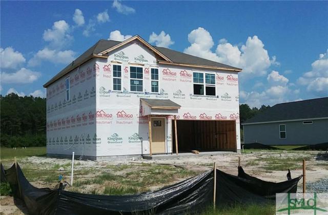 9 Summer Place Drive, Guyton, GA 31312 (MLS #186258) :: Coastal Savannah Homes