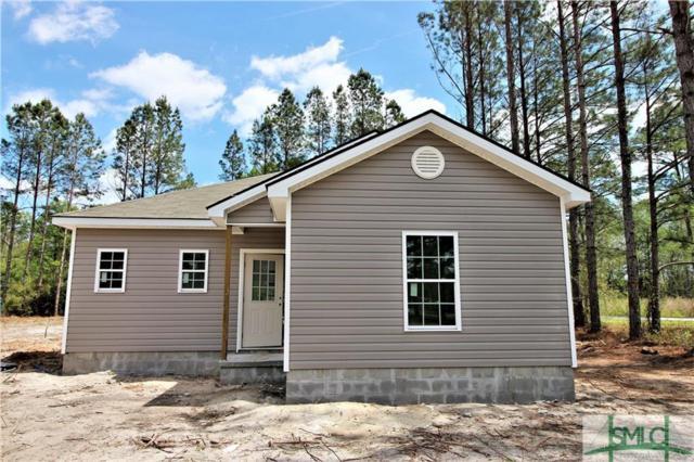 100 Berry Lane, Clyo, GA 31303 (MLS #186317) :: Coastal Savannah Homes