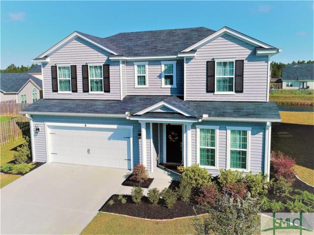 4 Salix Drive, Savannah, GA 31407 (MLS #186508) :: McIntosh Realty Team
